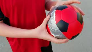 Egg Drop Challenge - Soccer Ball