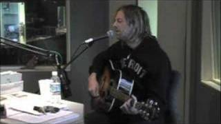 Jon Foreman of Switchfoot - Southbound Train - Mix 106.5 San Jose