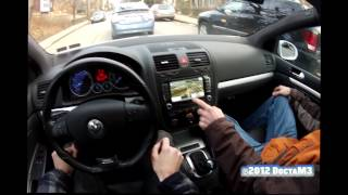 Now YOU drive the VW R32: POV Chasing a Lotus Elise with GoPro FAIL Part 1