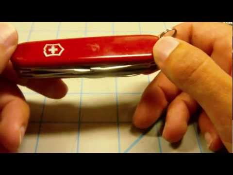 Victorinox Climber Review
