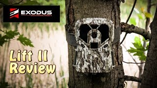 Exodus Lift II Trail Camera Review