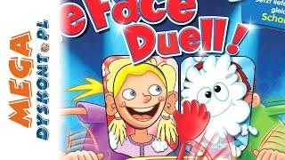 Pie Face dla dwojga - Challenge Game - Gra Śmietaną w twarz