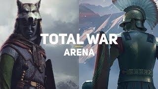Главная онлайн-стратегия 2018! Total War: Arena | Первый взгляд