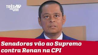 Jorge Serrão: Estratégia dos senadores é burra e ilógica