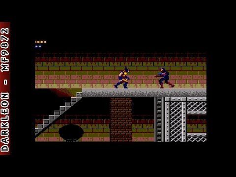 Sega Master System - X-Men - Mojo World (1996)