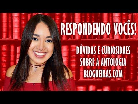 RESPONDENDO PERGUNTAS SOBRE BLOGUEIRAS.COM | Magia Literária