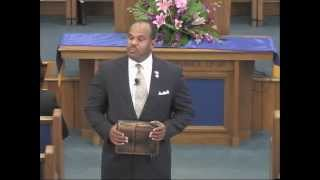preview picture of video 'The High Cost Of Low Living - Pastor Marlon Perkins, Sr.'