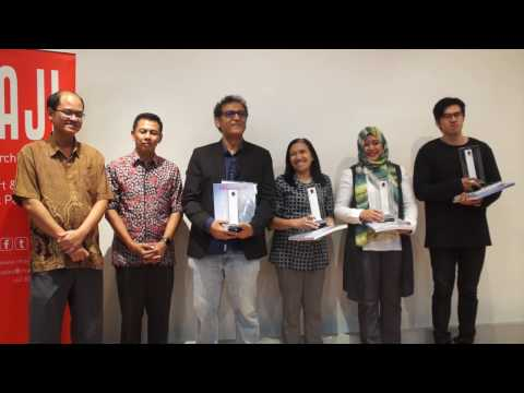 LafargeHolcim Awards Roadshow and Greening Asia (Bahasa Indonesia) book launch events