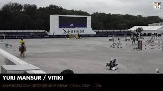 Vitiki & Yuri Mansur- St Tropez 2*