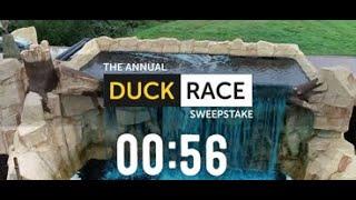 LIVE Duck Race Sweepstake 2018