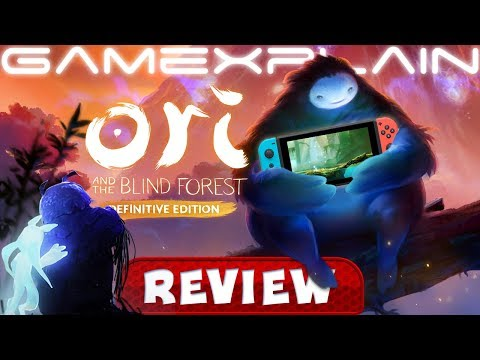Ori and the Blind Forest Definitive Edition REVIEW (Nintendo Switch) Thinking Outside the (X)box - YouTube video thumbnail