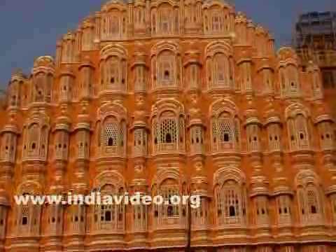 Download Hawa Mahal, Jaipur, Palace of Winds, Pink City HD Mp4 3GP Video and MP3