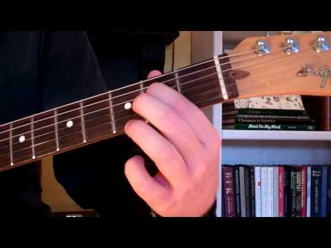 How To Play the A7sus4 Chord On Guitar (Suspended Chord)