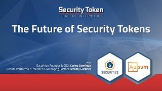 Expert Interview: The Future of Security Tokens