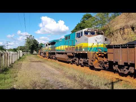 CARVÃO SUBINDO PASSANDO NA RH 29 EM AIMORÉS