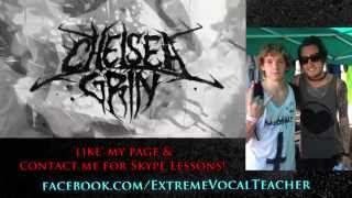 CHELSEA GRIN - Angels Shall Sin, Demons Shall Pray (VOCAL COVER w/ LYRIC VIDEO)