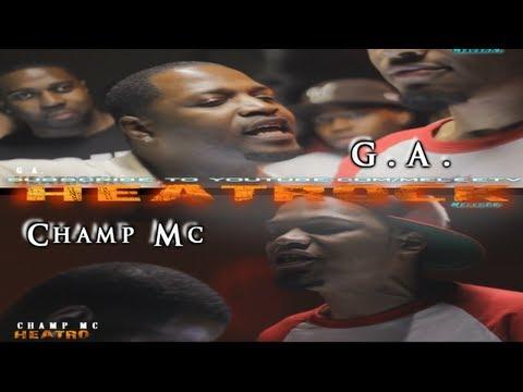 HEATROCK   GA VS CHAMP MC   THE SMOKEOUT 4.21.13