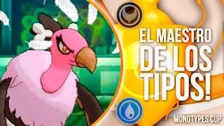 Mandibuzz  - (Pokémon) - TORNEO POKÉMON SOL & LUNA: