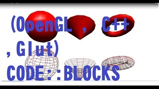 This video will teach you how to set up OpenGL development environment with GLUT/FreeGLUT on Windows using the CodeBlocks IDE for C++.