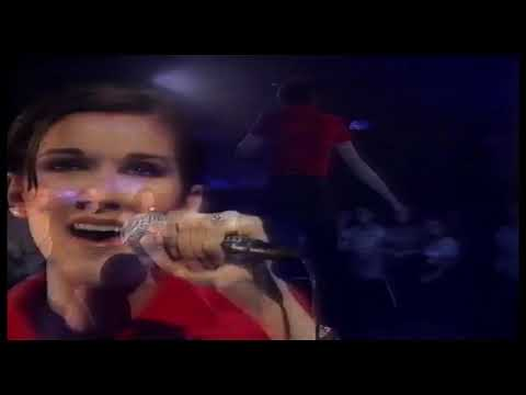 Only One Road : Céline Dion (TOTP)