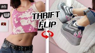 RENOVANDO MI ROPA VIEJA 2 *thrift flip* 🔥 Argentina