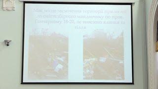 Мер Житомира вважає роботу комунальників щодо прибирання міста незадовільною  - Житомир.info