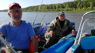 Лучшее время рыбалки на северной сосьве