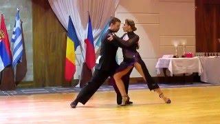 Argentine Tango - Izvekov Maxim   Kuznetsova Elena   World Championship 2016