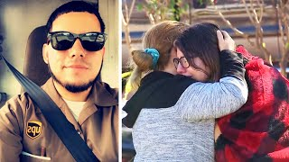 Family Remembers UPS Driver Brother As Loving Dad