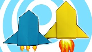 אוריגמי חללית