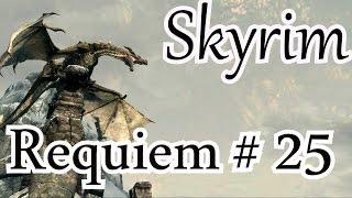 Skyrim Requiem. Норд. # 25 Башня и подлый замок
