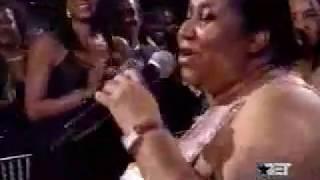 Aretha Franklin + Friends - Freeway Of Love + Praise Break - Walk Of Fame - 2003
