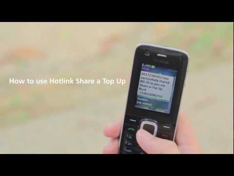Video How To Share A Top Up