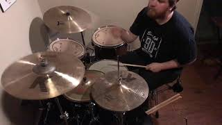 Armor For Sleep - Remember To Feel Real - Drum Cover Dustyn Murphy