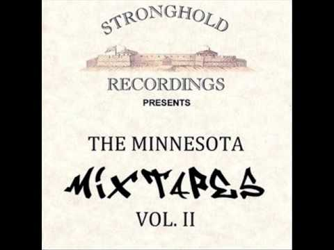Stronghold Recordings - New Politics - MN Mix Tape Vol. 2