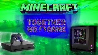 Minecraft Pc and Xbox Cross Platform Guide! Part  2
