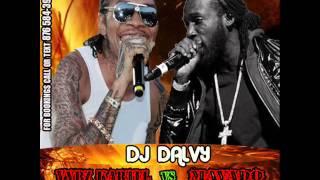 DJ Dalvy- Vybz Kartel vs Mavado War Mixtape