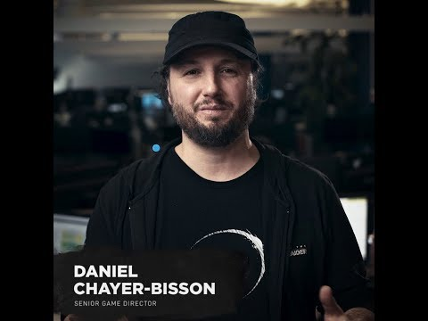Meet the Team: Eidos Montreal's Daniel Bisson de Shadow of the Tomb Raider