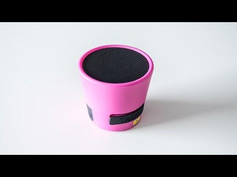 TDK A08 Trek Mini - soundcheck