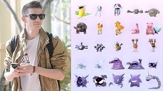Seeing A Complete Pokemon GO Pokedex!