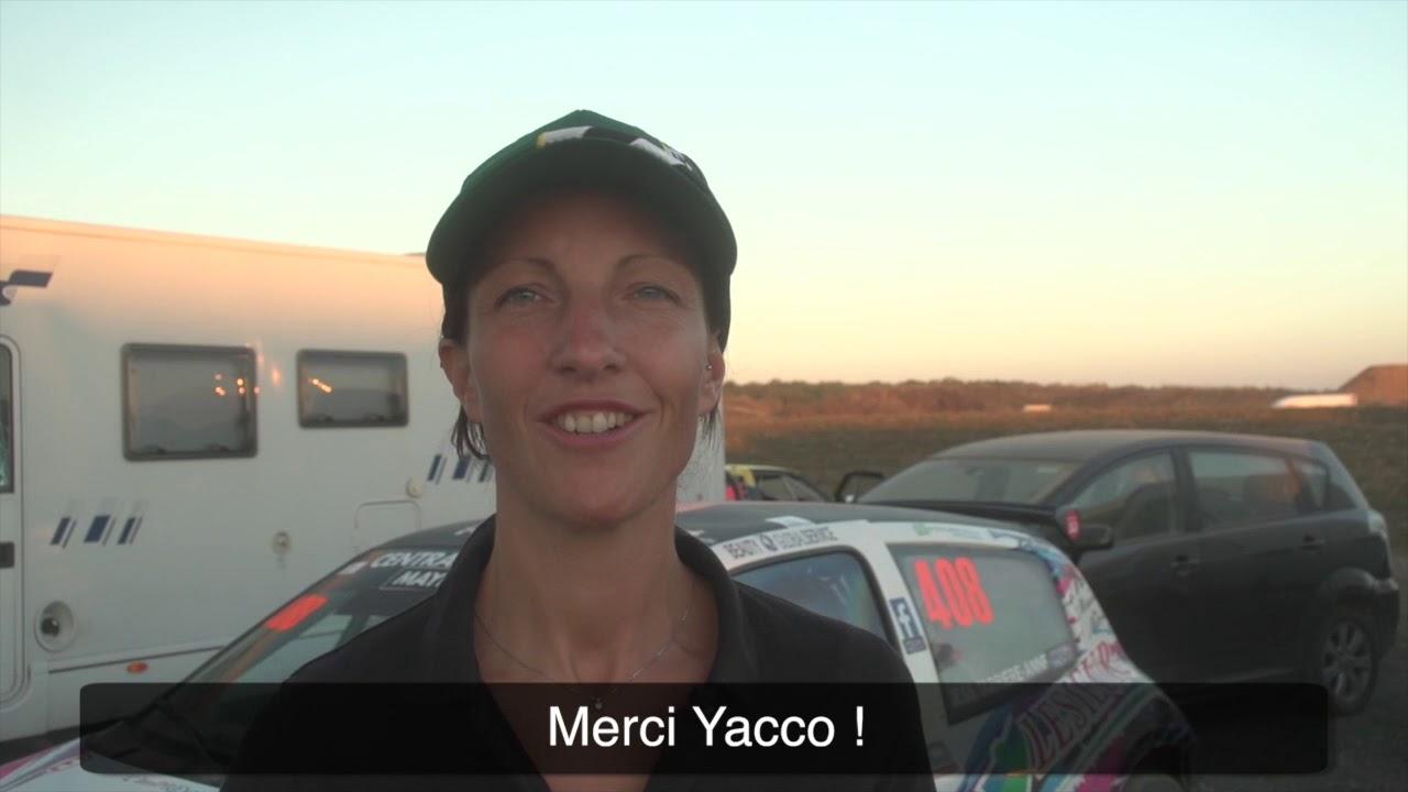 Rallycross de Dreux 2018