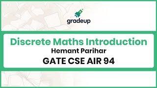 Discrete Maths for GATE | Introduction, Syllabus, Book, Exam Pattern