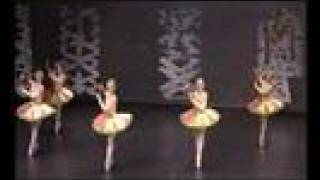 The Nutcracker - Dance of the Mirlitons