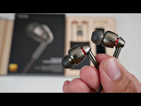 World's First THX Certified - 1MORE Quad-Driver In-Ear Headphones