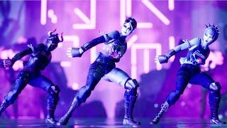 HALLOWEEN - FORTNITE MUSIC VIDEO l Хеллоуин - фортнайт музыкальный клип