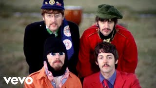 the Beatles strawberry fields Video