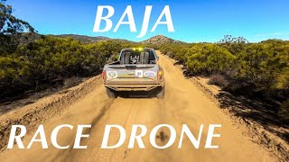Stunning Aerial & FPV Racing Drone Footage of Baja California Mexico for Dirt Days Tours