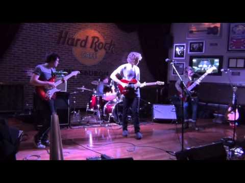 Coastal Remedy performing Hey Joe (Hendrix Cover) Live at the Hard Rock Cafe