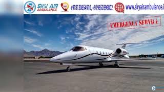 Use Sky Air Ambulance in Delhi Any-time on a Low-Budget