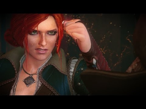 The Witcher 3: Wild Hunt - The Sword Of Destiny Trailer thumbnail